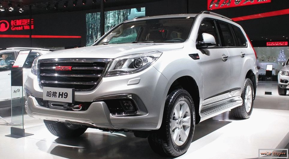 Incrocio Haval H8